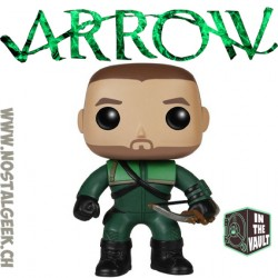 Funko Pop! Television Arrow Oliver Queen Vaulted Vinyl Figure