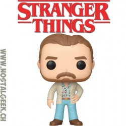 Funko Pop TV Stranger Things Hopper (Flashlight) Vinyl Figure