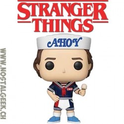Funko Pop TV Stranger Things Eleven (Mall Outfit) Vinyl Figure