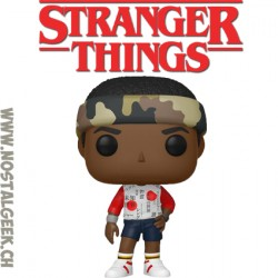 Funko Pop TV Stranger Things Dustin (Camp) Vinyl Figure