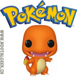 Funko Pop Pokemon Charmander (Salamèche) Vinyl Figure