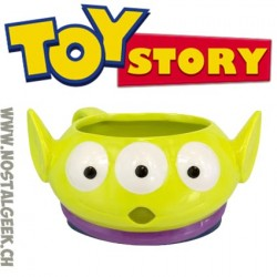 Disney Pixar Toy Story I Have Been Chosen Alien Shaped Mug