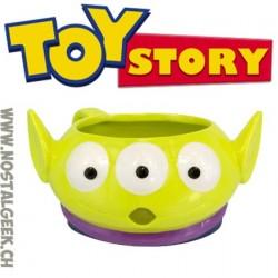 Disney Pixar Toy Story I Have Been Chosen Alien Shaped Mug