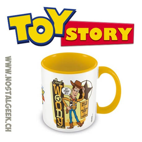 Sheriff Woody Disney Mug Geek Shop Pixar Toy Suisse Story OwknP0