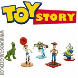 Disney Pixar Toy Story Coffret de 5 figurines