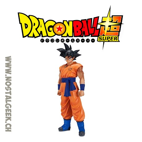 Banpresto Dragon Ball Super Goku Chozousyu Super DXF Vol.03 18cm Figure