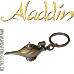 Disney Aladdin Porte-clés 3d Lampe du Génie