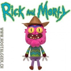 Funko Galactic Plushies Rick and Morty Scary Terry
