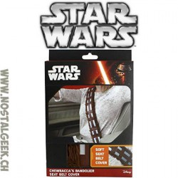 Star Wars Chewbacca'sBandolier Seat Belt Cover