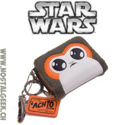 Star Wars Porte-Monnaie Porg