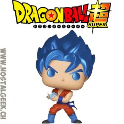 Funko Pop Dragon Ball Super SSGSS Vegito (Metallic) Exclusive Vinyl Figure