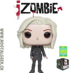 Funko Pop TV Izombie Olivia Moore (Safety Glasses) Vaulted