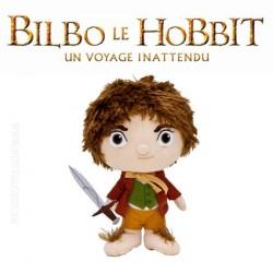 The Hobbit - Peluche Bilbo Baggins 18 cm