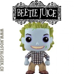 Funko Pop Movie Beetlejuice Vinyl Figure
