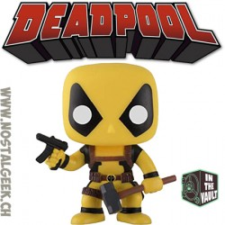 Funko Pop Marvel Deadpool Rainbow Squad Foolkiller Vaulted Edition Limitée