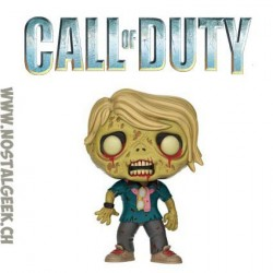 Funko Pop Jeux Vidéo Call Of Duty Spaceland Zombie Limited Edition