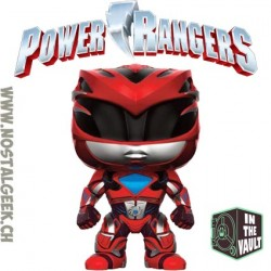 Funko Pop TV Power Rangers Pink Ranger (Metallic) (Action Pose) Edition Limitée