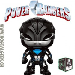 Funko Pop Movies Power Rangers Red Ranger Vaulted Vinyl Figure