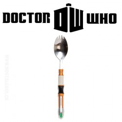 Doctor Who Sonic Screwdriver Spork