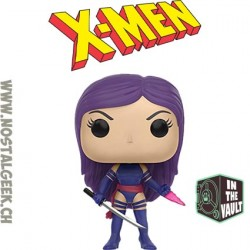Funko Pop! Marvel X-Men Psylocke Vaulted
