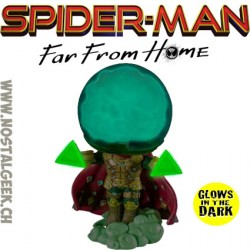 Funko Pop Marvel Spider-Man Far From Home Mysterio Vinyl Figure