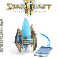Starcraft II Pylône Protoss Desktop Power Station