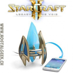 Starcraft II Pylône Protoss Desktop Power Station