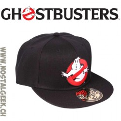 Ghostbusters Ghost Logo Baseball Cap