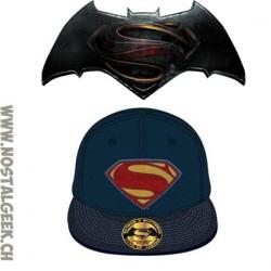 Batman v Superman Dawn of Justice Casquette ajustable Superman Logo