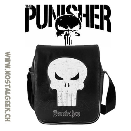 Marvel Punisher Shoulder Bag Extreme Skull