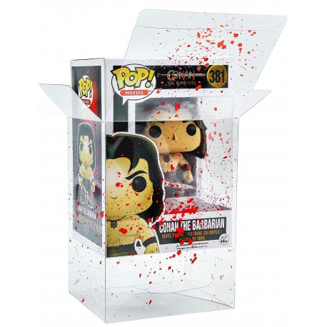 Funko Pop Protectors Blood Splattered
