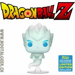 Funko Pop SDCC 2019 Dragon Ball Z Super Saiyan Vegeta (Red Chrome) Exclusive Vinyl Figure