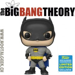 Funko Television SDCC 2019 The Big Bang Theory Howard Wolowitz as Batman Edition Limitée