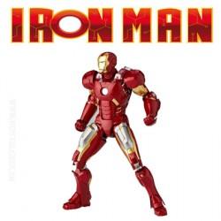 Iron Man: SCI-FI Revoltech Mark 7 No.042