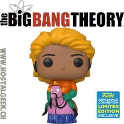 Funko Television SDCC 2019 The Big Bang Theory Raj Koothrappali as Aquaman Exclusive Vinyl Figure