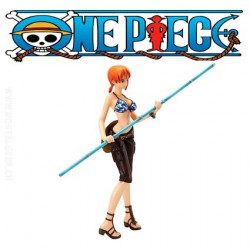 One Piece Nami Figure Colosseum Banpresto