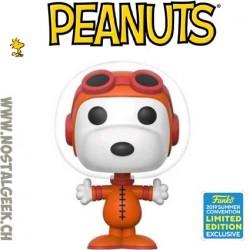Funko Animation SDCC 2019 Peanuts Astronaut Snoopy Exclusive Vinyl Figure