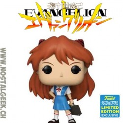 Funko Animation SDCC 2019 Asuka (School Uniform) Exclusive Vinyl Figure