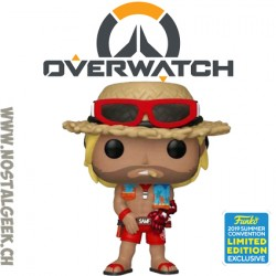 Funko Games SDCC 2019 Overwatch McCree (Summer) Exclusive Vinyl Figure