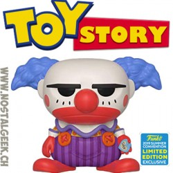 Funko Disney SDCC 2019 Toy Story Chuckles Edition Limitée