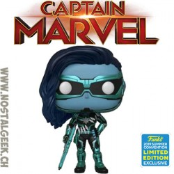 Funko Marvel SDCC 2019 Minn-Erva Exclusive Vinyl Figure