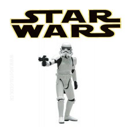 Star Wars Stormtrooper Commander Attakus Metal Numeroted serie