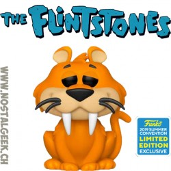 Funko Pop Animations SDCC 2019 sdcc The Flinstones Baby Puss Edition Limitée