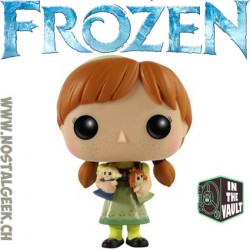 Funko Pop Disney Frozen Upside Down Olaf Vaulted Edition Limitée