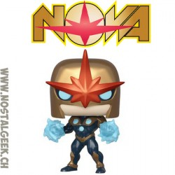 Funko Pop Marvel Nova Exclusive Vinyl Figure