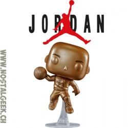 Funko Pop Basketball NBA Michael Jordan (Slam Dunk) (Bronze) Exclusive Vinyl Figure