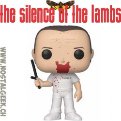 Funko Pop Film The Silence Of The Lambs Hannibal Lecter (Jumpsuit) (Bloody)