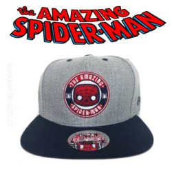 Funko Pop! Marvel Spider-man Baseball Cap Collector Corps