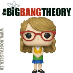 Funko Pop Television The Big Bang Theory Leonard Hofstadter in Robe Vinyl Figure
