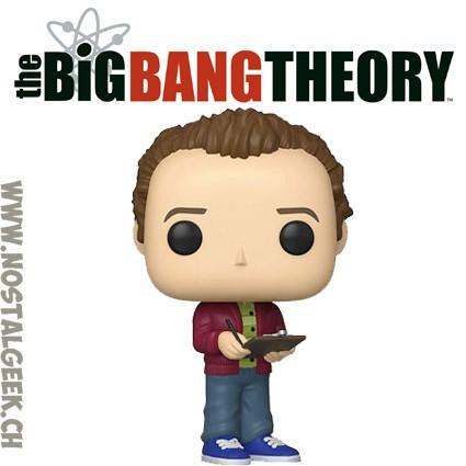 Big Bang Theory STUART BLOOM Pop Funko Pop Vinyl Figure NEW /& IN STOCK NOW